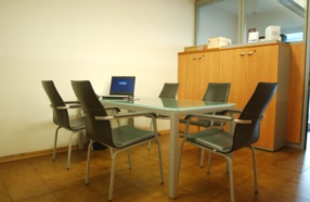 Office meeting room